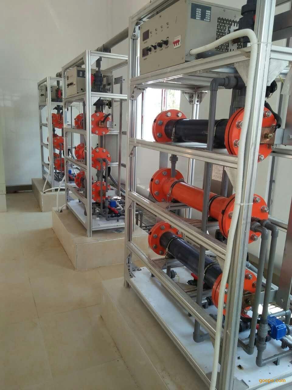 贵州次氯酸钠发生器/水厂消毒装置自动控制