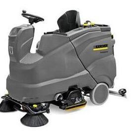 供应常熟德国凯驰B 150 R骑座式洗地吸干机 驾驶式洗地机价格