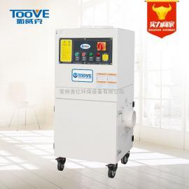 拓威克电动振尘型工业集尘器