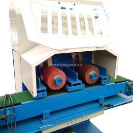 自动弧面拉丝机