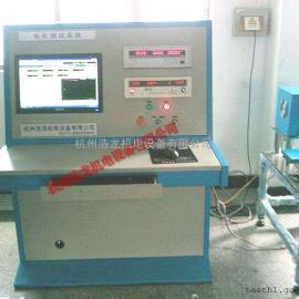 电机匝间波形出厂测试