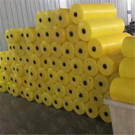 水上简易组合式塑料浮排 PE挡渣清理拦油浮体价格