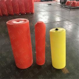 工厂直销塑料浮体 圆柱形水上拦污排价格