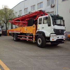 小型泵车 35米混凝土泵车 37米泵车-科尼乐集团