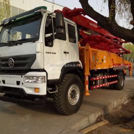 科尼乐小型泵车 混凝土泵车 臂架泵车 厂家直销放心选择