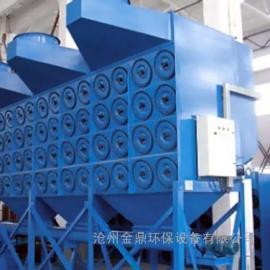 粉尘回收滤筒除尘器 沧州金鼎环保专业生产粉尘回收滤筒除尘器