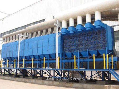 沉淀式滤筒除尘器 河北沉淀式滤筒除尘器厂家