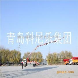 科尼乐集团厂家直销50米泵车 47米泵车 44米泵车