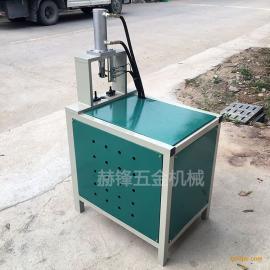 货架冲孔打孔设备厂家方管圆管冲孔机
