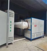 煤矿井口供暖热风炉-森淼零排放电磁热风炉-免检井口加温热风机