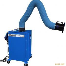 150升大容量手动清灰可移动式西安工业吸尘器,大量粉尘配套设备