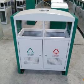 冷轧钢板垃圾桶 品质保障环卫垃圾桶 青蓝定制户外垃圾桶