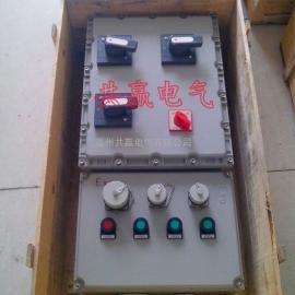 BXX52、防爆检修插销箱 ExdIIBT4 正泰正品