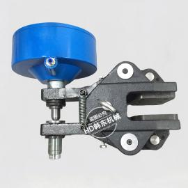 断气气动制动器QDE-4N钳盘式刹车器