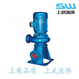 LW系列立式无堵塞排污泵 LW型无堵塞立式排污泵