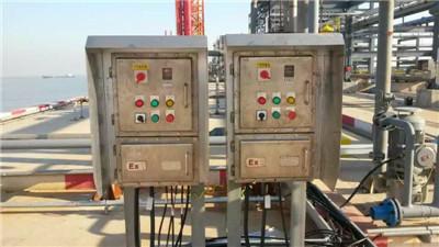 防爆检修电源插座箱
