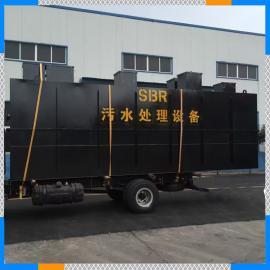 河北石家庄 凌志污水处理设备 SBR生物反应器 食品厂污水设备