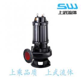 WQ/QW型高效无堵塞排污泵