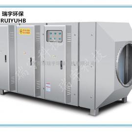 广州白云区域瑞宇等离子有机废气净化器