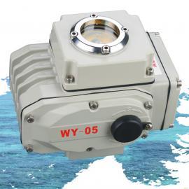 文一新品WY-05电动执行器