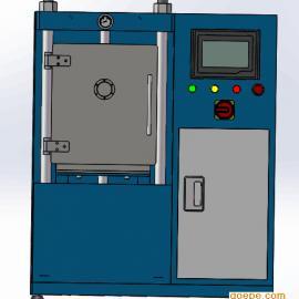 供应河南酷斯特科技精品真空热压烧结炉小型热压烧结炉