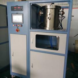全新设计小型真空碳管烧结炉实验真空碳管炉
