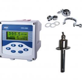 国产卡箍式电导率分析仪,卫生级电导率仪,上海博取仪器
