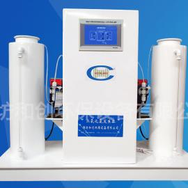二氧化氯发生器结构及流程/高温大型饮水消毒设备