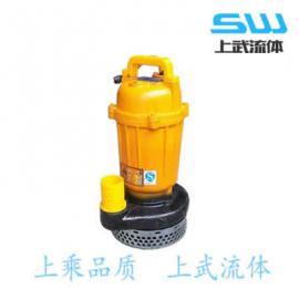 WQD(WQ)系列污水污物潜水泵