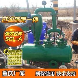万州施肥机厂家 重庆葡萄水肥一体化设备图纸安装简单带双过滤器