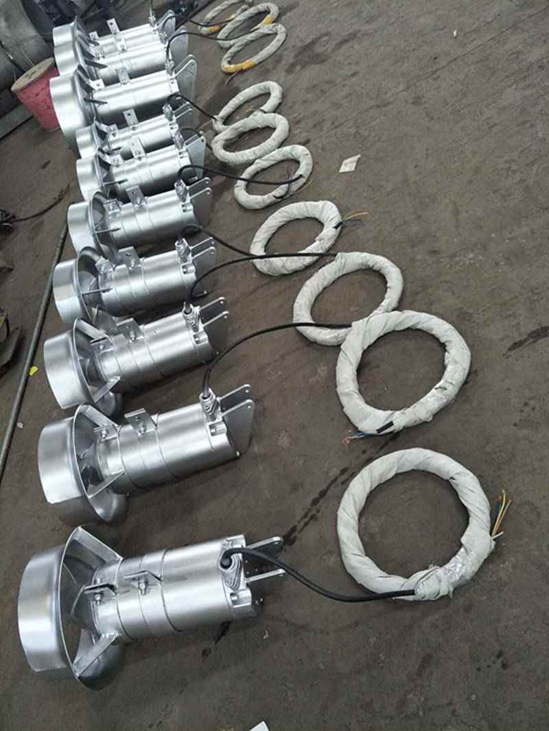 潜水搅拌机 不锈钢潜水搅拌机 混合型潜水搅拌机 建成直销