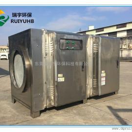 佛山苯乙烯废气净化器 不锈钢低温等离子净化装置