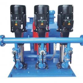 高区变频生活供水泵
