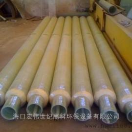 海南玻璃钢保温管