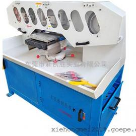 铸造件水磨拉丝机