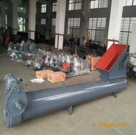 生物质锅炉厂家 常州武鸿 绞龙轴 螺旋除渣机刮板出渣机 配件