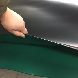 沼气池黑膜 猪粪废水防渗膜 高密度聚乙烯HDPE土工膜
