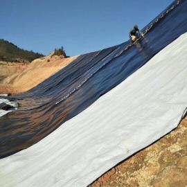 黑色防渗膜、污水防渗HDPE土工膜,厚度0.1-2.0mm