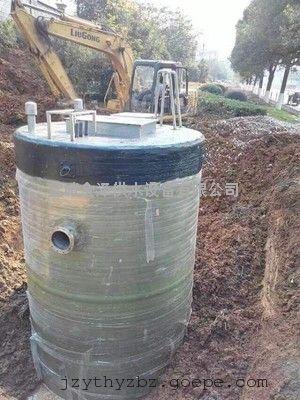 江苏盐城一体化预制泵站厂家直销品牌