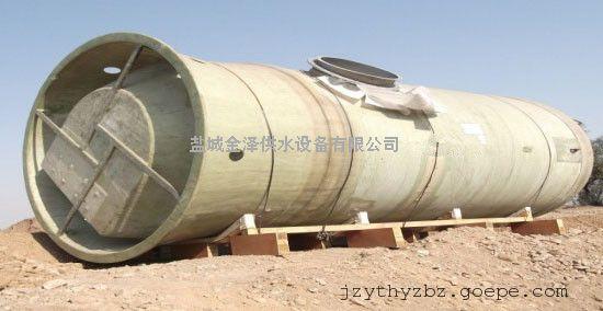 甘肃兰州一体化预制泵站厂家PLC人机界面
