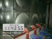 全富牌 深圳成品不锈钢生活水箱 深圳南山石油大厦水箱服务商