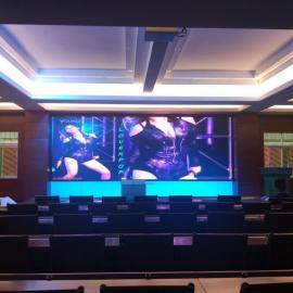 酒店P3全彩LED电子屏价格多少钱一平方米