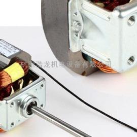 豆浆机电机测试系统