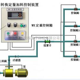 化工用水定量自动加注器