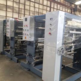 零售优质OPP膜重印机 600型2色4组版重印机【A型-单烘道】