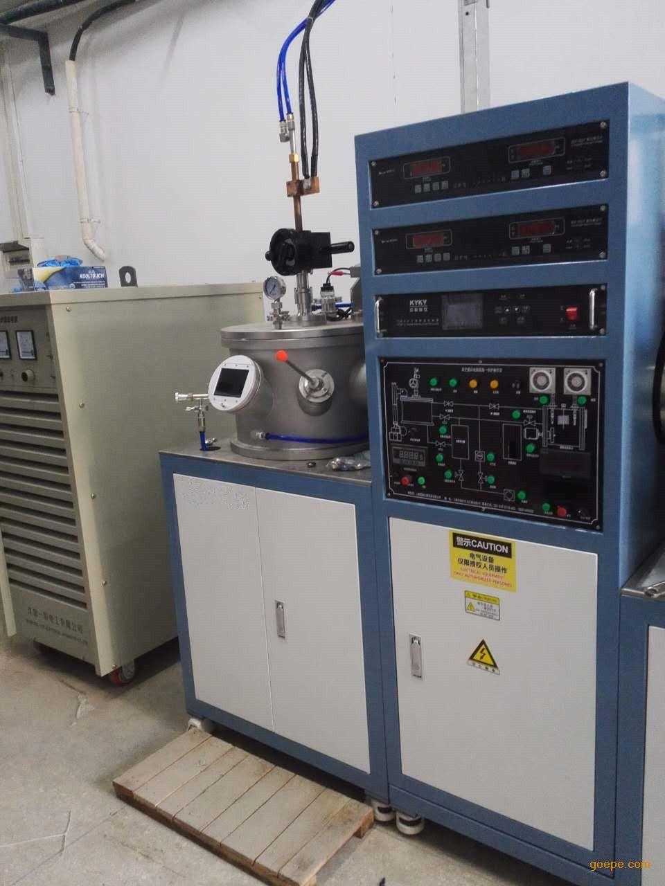 供应最新款K-DHM-600 真空电弧熔炼炉小型电弧炉 纽扣炉