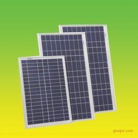 100W多晶硅太阳能电池板高透光率太阳能电池板组件