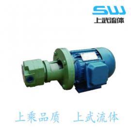 BBG型摆线式齿轮泵