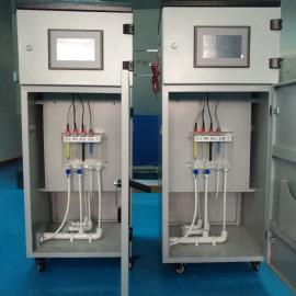 上海多参数水质分析仪,在线五参数分析仪,DCSG-2099