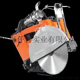 瑞典胡斯华纳 富世华FS5000D混凝土马路切割机切缝机